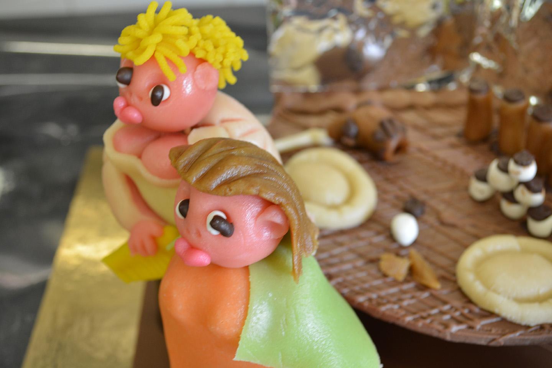 Chocoladestuk kapper - De Muyt