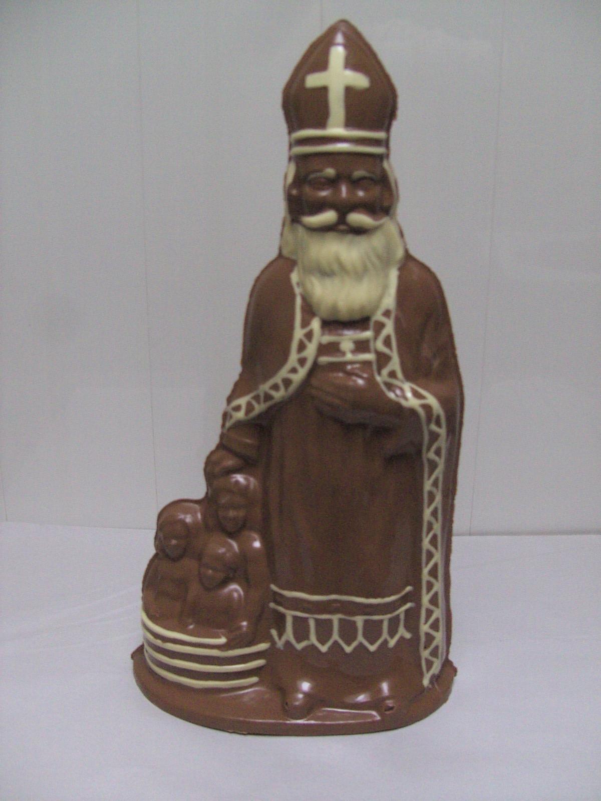 Groot figuur Sinterklaas - De Muyt