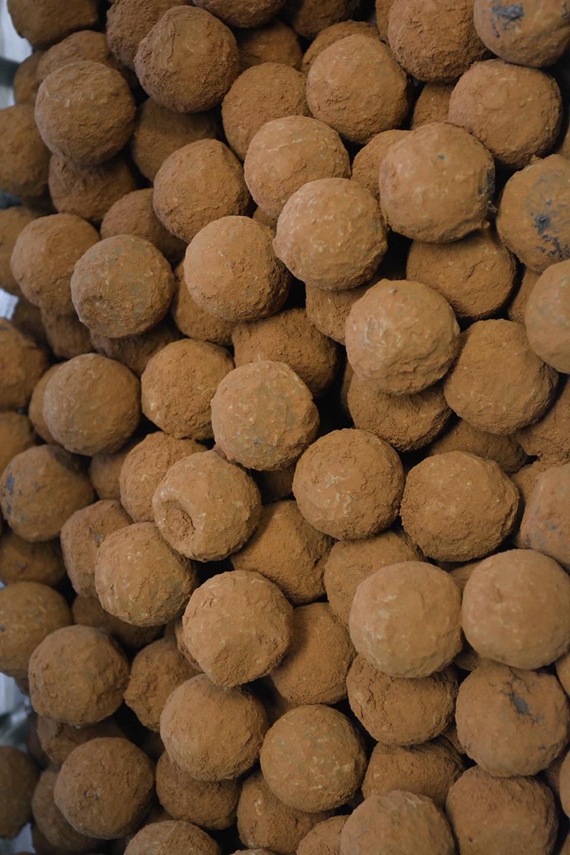 Truffelkogels cacao - De Muyt