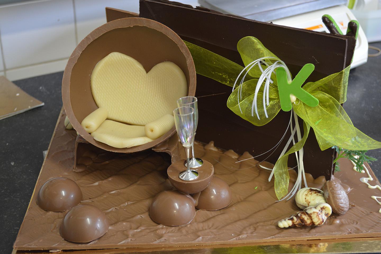 Chocoladestuk - De Muyt