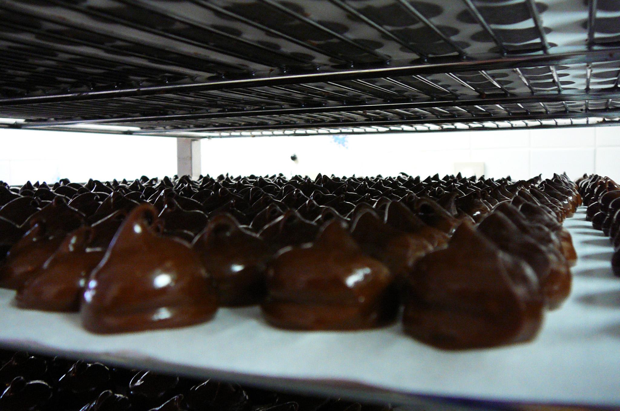 Pralines De Muyt - Vulling cacao truffel