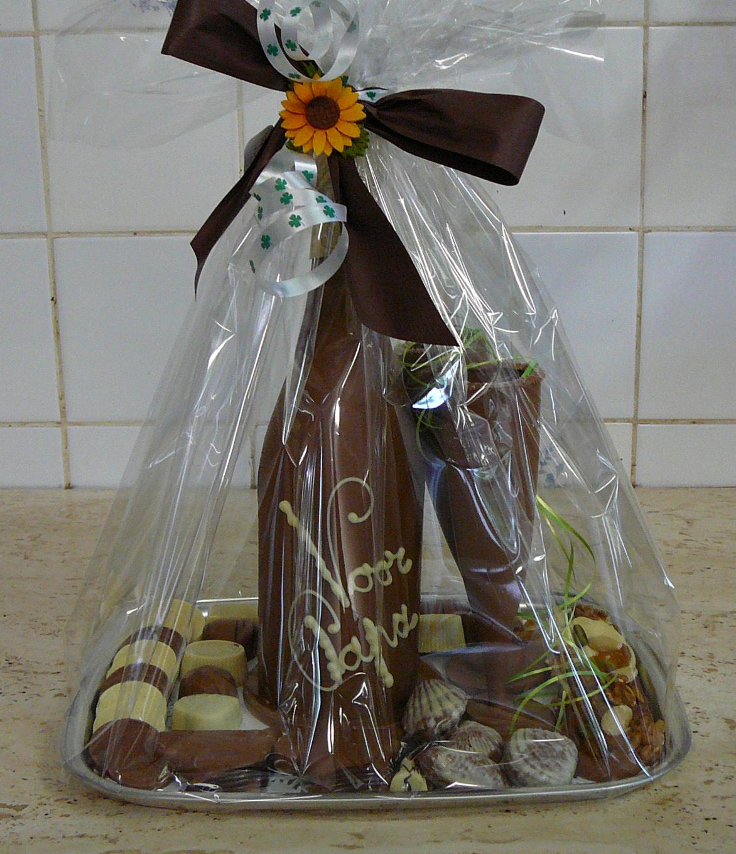 Chocolade fles vaderdag - De Muyt