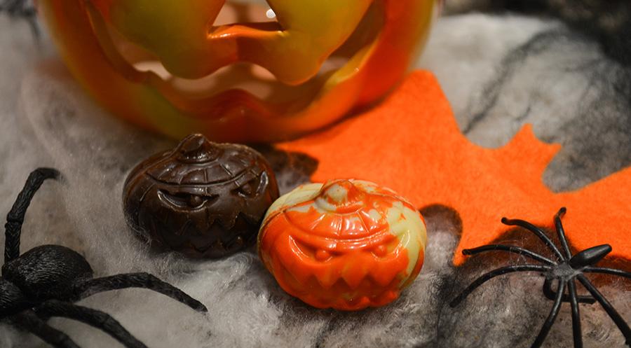 Halloween pralines - De Muyt