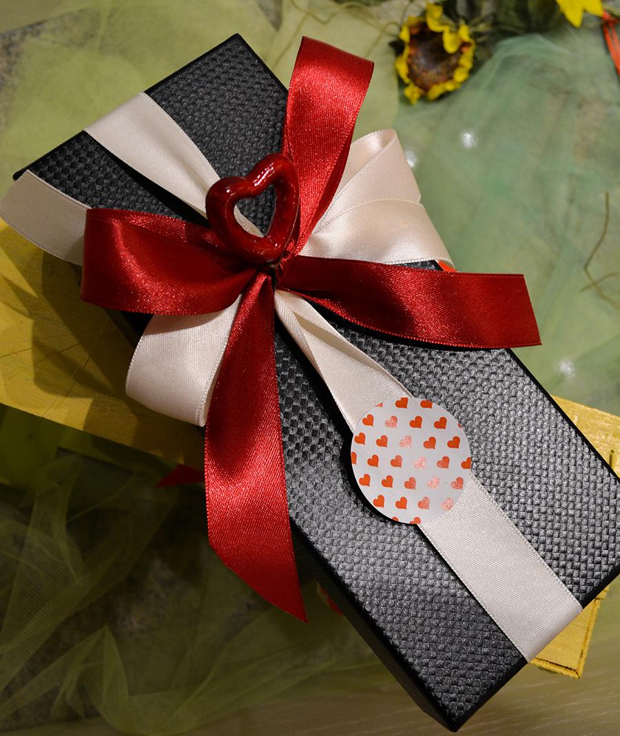 Moederdag geschenkdoos - Pralines De Muyt