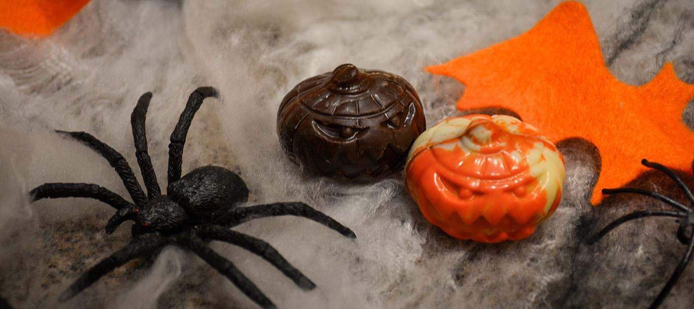 Pralines De Muyt - Pralines halloween