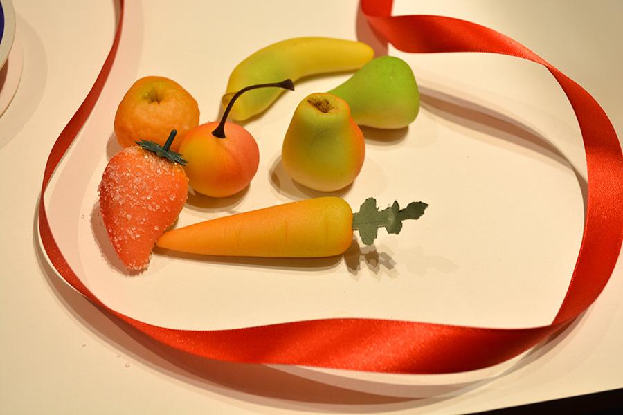 Marsepein fruit - De Muyt